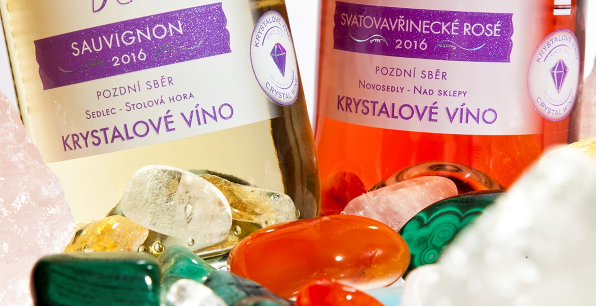 Krystalove vino